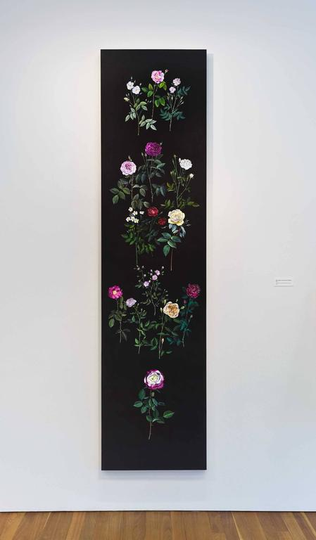 Jane Kim - Man Made: Evolution of Roses 1