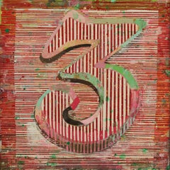 No 3: Christmas and Peppermint / Portrait of Number three