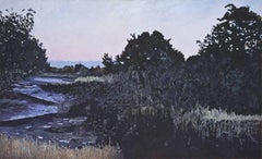 Low Tide on the Marsh