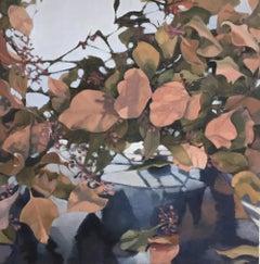 Bright Light / oil painting on panel