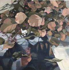 Morning Light / oil painting on panel