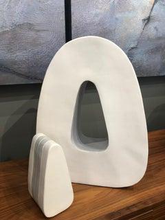 Donut Vii / modern ceramic sculpture