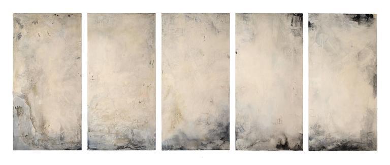 Margot Nimiroski Shoji Series 7 Painting For Sale At
