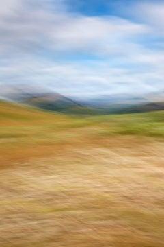 """""""Mountain Pass 81, Colorado"""" - Abstract Landscape Photography"""