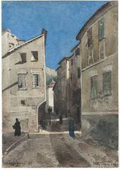 La Rue, Villefranche