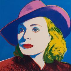 Ingrid Bergman with Hat II.315