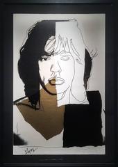 Andy Warhol - Mick Jagger II.146