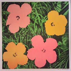 Andy Warhol - Flowers II.6