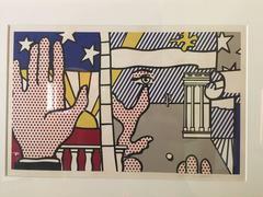 Roy Lichtenstein - Inaugural Print