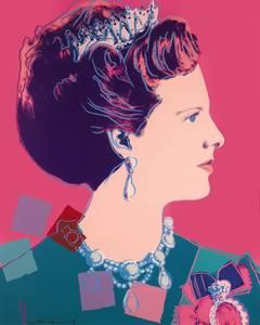 Reigning Queens, Queen Margrethe II of Denmark