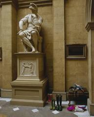 'Castle Howard Statue' c 1990  SIGNED Limited edition