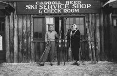 'New England Skiing' (Estate Stamped Edition)