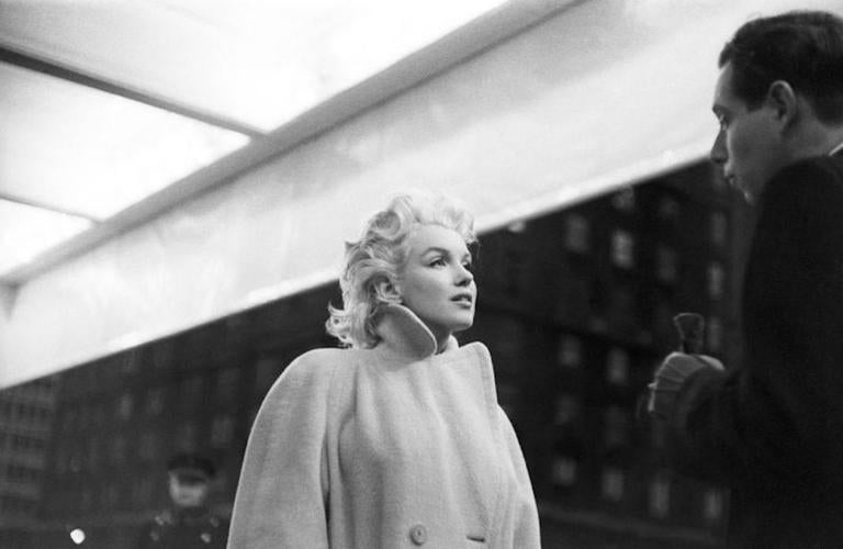 'Marilyn In Grand Central Station' (Limited Edition)