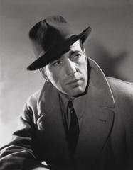 'Hat Wearing Bogart'  (Limited Edition)