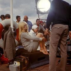 'Bardot On Set' (Open Edition C Type)