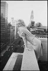 'Marilyn On The Roof' (Limited Edition)