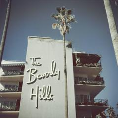 'Beverly Hills Hotel' (Estate Stamped Edition)