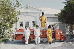'Lyford Cay Fire Service' Bahamas (Estate Stamped Edition)