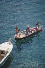 'Porto Ercole' Italy (Estate Stamped Edition)