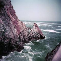 'Acapulco Rocks' Mexico (Estate Stamped Edition)