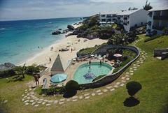 'Bermuda Beach' (Estate Stamped Edition)