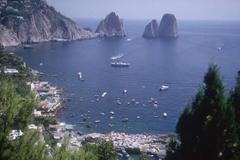 'Capri Bay' 1958 (Estate Stamped Edition)