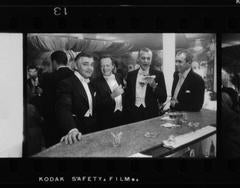'New Year at Romanoff's' Beverly Hills (Estate Stamped Edition)