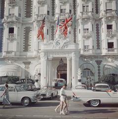 'Carlton Hotel' Cannes (Slim Aarons Estate Edition)