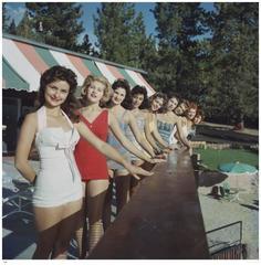 'Lake Tahoe' 1959  (Estate Stamped Edition)