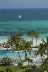 'Freeport Beach' Bahamas (Estate Stamped Edition)