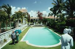 'Lyford Cay' Bahamas (Estate Stamped Edition)