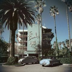 'Beverly Hills Hotel' 1957 (Slim Aarons Open Edition)