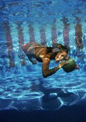 'Underwater Drink' Acapulco (Estate Stamped Edition)