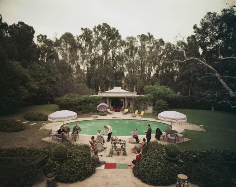 'Scone Madam' Beverly Hills (Slim Aarons Estate Edition)