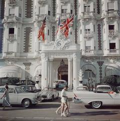 'Carlton Hotel' Cannes (Slim Aarons Estate Edition)