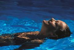 'Retro Romy Schneider' La Piscine