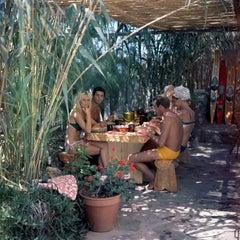 'Al Fresco With Brigitte Bardot And Friends' St Tropez