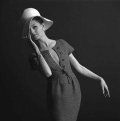 'Nina Ricci' Limited Edition silver gelatin print V&A Portfolio