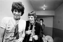 'Rolling Stones Laughing' 1967 (Galerie Prints Limited Edition)