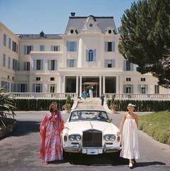 'Hotel Du Cap-Eden-Roc' (Estate Stamped Edition)
