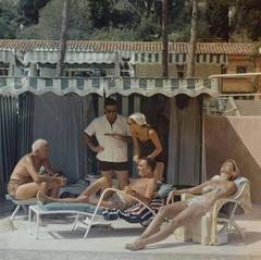 'Summer In Monaco' (Estate Stamped Edition)