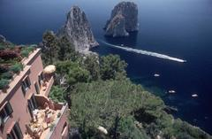 'Capri Hotel' (Estate Stamped Edition)