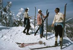 'Sugarbush Skiing' (Estate Stamped Edition)