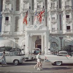 'Carlton Hotel' Cannes (Estate Stamped Edition)