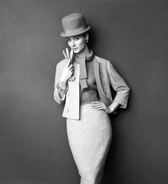 'Tania Mallet In Jaeger'  V&A Portfolio Fashion Photography Limited Edition