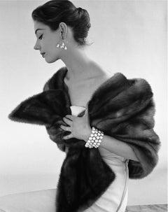 'Evening Elegance'  V&A Portfolio Fashion Photography Limited Edition