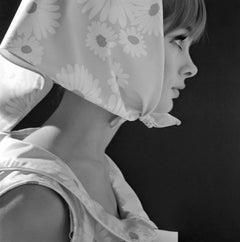 'Shrimpton Kerchief'  V&A Portfolio Fashion Photography Limited Edition