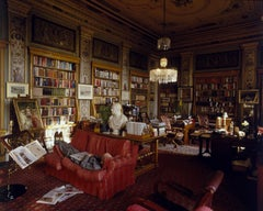 'Chatsworth Library'  C-Type Print  *Signed, Limited Edition*)