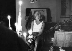 'Brigitte Bardot'  Silver Gelatin print