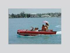 'Sea Drive' Bahamas 1967 (Perspex face mounted Aluminium Dibond)